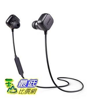 [美國直購] Anker SoundBuds Sport IE20 運動入耳式耳機 黑白兩色 In-Ear Earbuds with Smart Magnetic Function