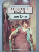 【書寶二手書T5/原文小說_NCD】Jane Eyre_Charlotte Bronte, Charlotte Bron