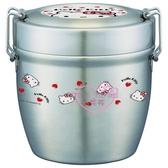 小花花日本精品 Hello Kitty SKATER 保溫便當盒 耐高溫 耐冷 11188605
