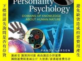 二手書博民逛書店Personality罕見PsychologyY256260 Randy Larsen Mcgraw-hill