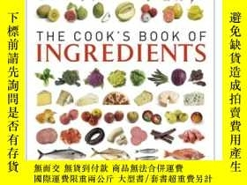 二手書博民逛書店The罕見Cook s Book of Ingredients[
