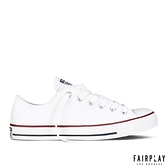 Converse Chuck Taylor All Star 白 男鞋 女鞋 低筒 基本款 經典款 帆布鞋 休閒鞋 情侶鞋 M7652C