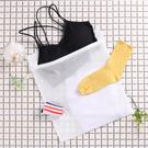原色角型洗衣網袋(小) - 33x38cm  / X052