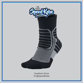 NIKE JORDAN JUMPMAN ADV 籃球襪 長筒襪 黑灰條 SX5246-010☆SP☆