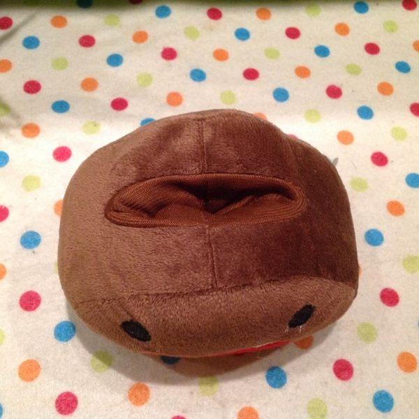 【發現。好貨】日本多摩君 DOMO收納手機座 遙控器收納 娃娃 收納桶