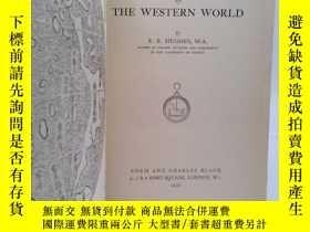 二手書博民逛書店罕見1937年一版《西方列強入侵中華考》The Invasion