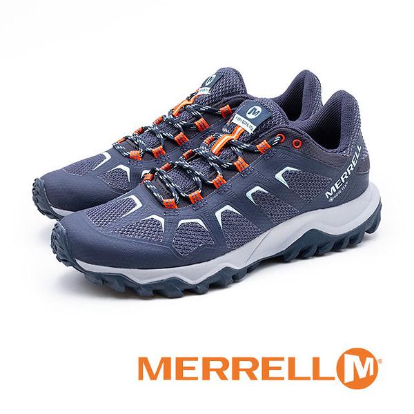 MERRELL(女)FIERY GTX 運動鞋 健行鞋 -深灰藍(另有藍紫)
