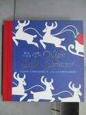 【書寶二手書T6/少年童書_QLE】The Night Before Christmas銀色平安夜_附殼_立體書