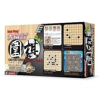『高雄龐奇桌遊』 大富翁 圍棋 現代版 繁體中文版 正版桌上遊戲專賣店