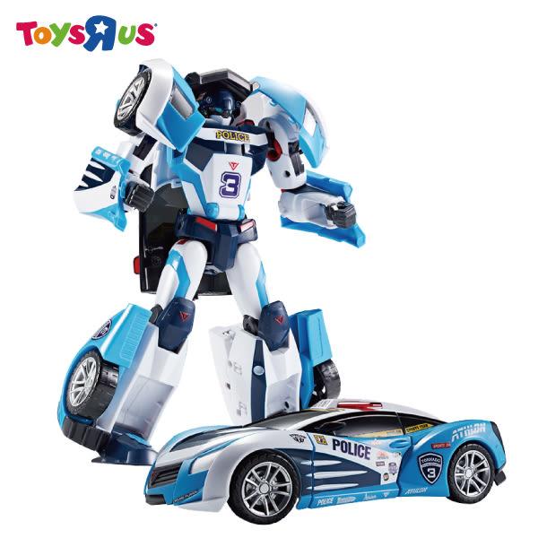 玩具反斗城 TOBOT 機器戰士 TORNADO ENG