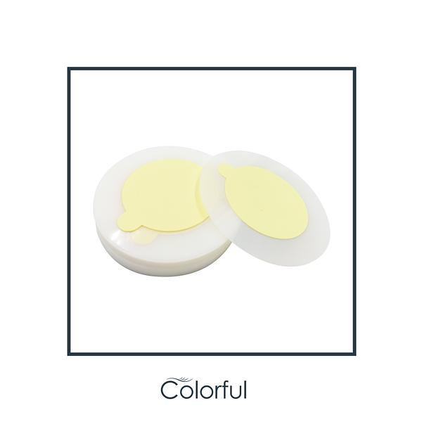 黑膠墊片(內含30片)『植睫專用』『美睫』『接睫毛』『嫁接睫毛』『植睫毛』『黑膠』