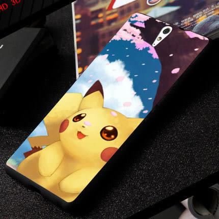 SONY Xperia C5 Ultra E5553 手機殼 軟殼 保護套 pokemon go 寶可夢 皮卡丘
