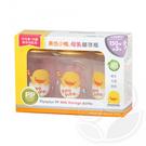 Piyo 黃色小鴨 PP母乳儲存瓶150ml(3入)【佳兒園婦幼館】