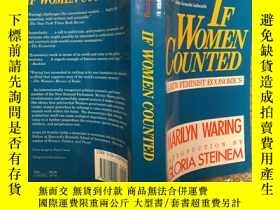 二手書博民逛書店If罕見Women Counted: A New Feminis