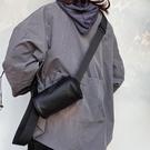 小眾ins超火包圓筒包 2021新款斜挎水桶包男女同款嘻哈單肩手機包