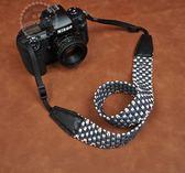 相機背帶藍白咖白通用型 單反數碼照相機背帶微單攝影肩帶尼康佳能 1件免運