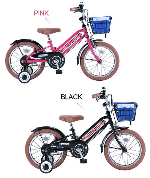 英國London Taxi KickBike 兒童腳踏車16吋 公司貨一年保固 iaeshop
