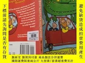 二手書博民逛書店my罕見dad s got an alligator:我爸爸有只短吻鱷.Y200392