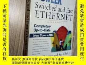 二手書博民逛書店pcweek罕見switched and fast ethern