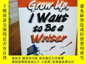 二手書博民逛書店When罕見I Grow Up, I Want To Be A