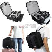 ps4收納包 ps4 pro便攜包ps4pro收納包索尼PS4配件包主機保護包旅行背包顯示器 數碼人生igo