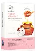 我的心機 蜂蜜維他命C極致亮白面膜(盒裝8入) ◆86小舖 ◆