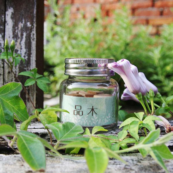 【木樂館】品木香氛罐│台灣檜木 美國側柏│祝福送禮芳香驚喜罐