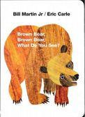 (二手書)Brown Bear, Brown Bear, What Do You See?