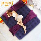 吉龍 氣墊床 充氣床雙人家用加大 單人充氣床墊加厚  戶外便攜床 IGO