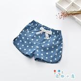 女童短褲夏季熱褲外穿薄款女寶寶牛仔褲【奇趣小屋】