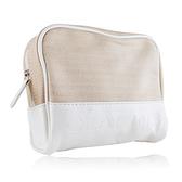 CLARINS 克蘭詩 絲緞鉑金化妝包(18x7x15cm)【美麗購】