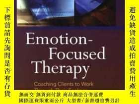 二手書博民逛書店Emotion-focused罕見Therapy-情緒集中療法Y436638 Leslie S. Greenb