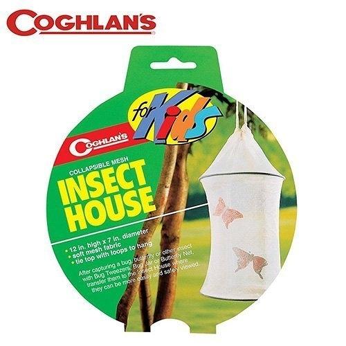 丹大戶外【Coghlans】加拿大 MESH INSECT HOUSE FOR KIDS 昆蟲網屋 0233