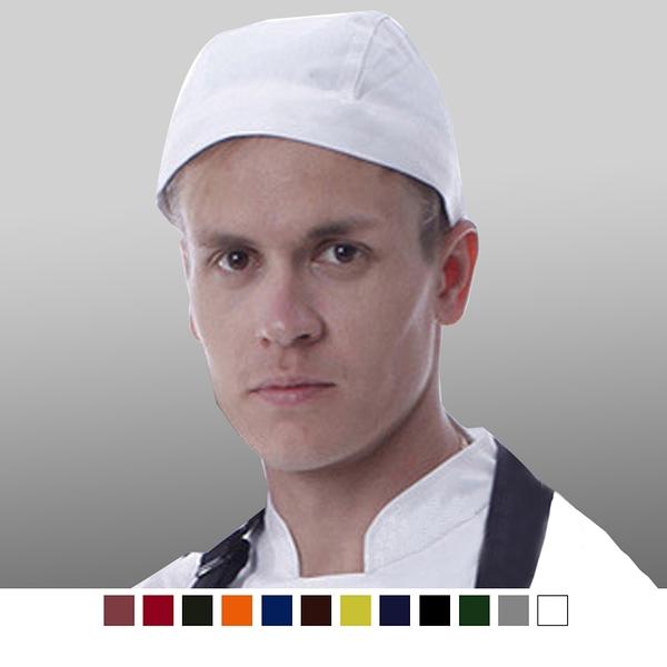 晶輝專業團體制服CH140*高檔日韓餐廳工作帽咖啡廳服務員帽子廚師帽多色飄帶帽