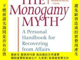 二手書博民逛書店The罕見Monogamy MythY256260 Vaughan, Peggy W W Norton &am