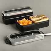 便当盒asvel日式成人便當盒可微波 上班帶飯午餐盒分格健身減肥餐飯盒 宜品居家館