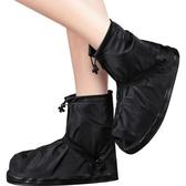 防雨鞋套防水雨天防水鞋套男女防滑加厚耐磨底成人雨鞋套學生戶外【快速出貨】