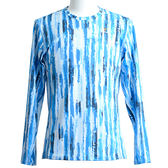 VENEX STANDARD DRY 紳士型 長袖上衣 限量藍條紋