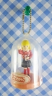 【震撼精品百貨】NEO LICCA麗卡~鑰匙圈吊飾-蛋型娃娃-紅色