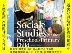 二手書博民逛書店Social罕見Studies For The Preschool primary Child (9th Edit