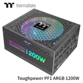 Thermaltake 曜越 Toughpower PF1 ARGB 1200W 80PLUS 白金 全模組 電源供應器 PS-TPD-1200F3FAPx-1