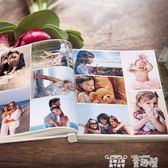 相簿 6寸相冊過塑可放1000張相冊本大容量插頁式六寸影集家庭4R紀念冊d 童趣屋