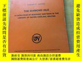 二手書博民逛書店The罕見Diamond Isle, Catalogue Of