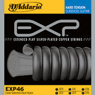 D'Addario EXP46頂級高張力古典吉他弦(29-46)【古典弦專賣店/EXP-46/尼龍弦/DAddario】