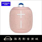 【海恩數位】美國 Ultimate Ears UE WONDERBOOM2 藍芽喇叭 蜜桃粉