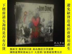 二手書博民逛書店Jim罕見Dine: Painting What One isY
