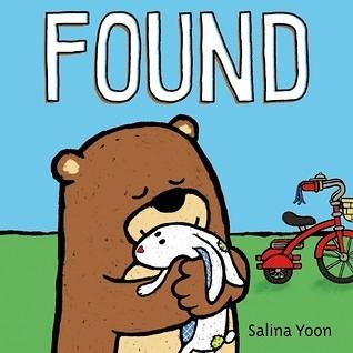 【麥克書店】FOUND /英文繪本 (中譯:尋人啟事) 《主題:友誼》※超溫馨~※作者: Salina Yoon