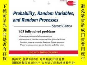 二手書博民逛書店Schaum s罕見Outline Of Probability