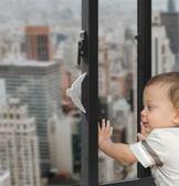 玻璃移門鎖兒童推拉門鎖窗戶安全鎖扣 全館免運