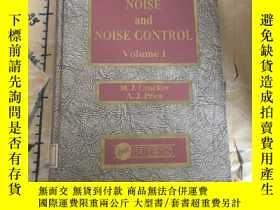 二手書博民逛書店Noise罕見and Noise Control: Volume